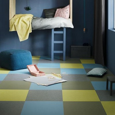 Forbo Marmoleum Click Natural Flooring Tiles
