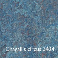 Chagall's circus 3424 txt