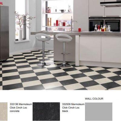 Forbo Marmoleum Click Flooring