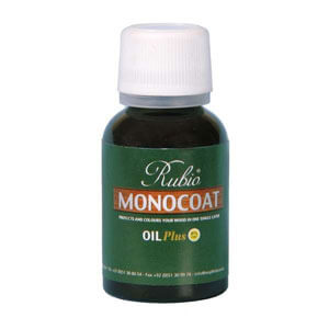 Rubio Monocoat Oil Plus Color Samples