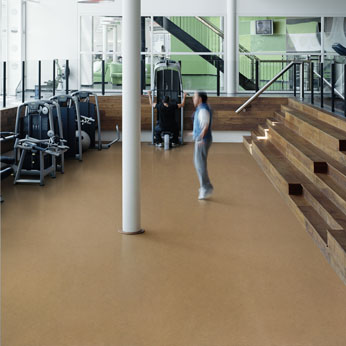 Marmoleum Fresco Natural Flooring