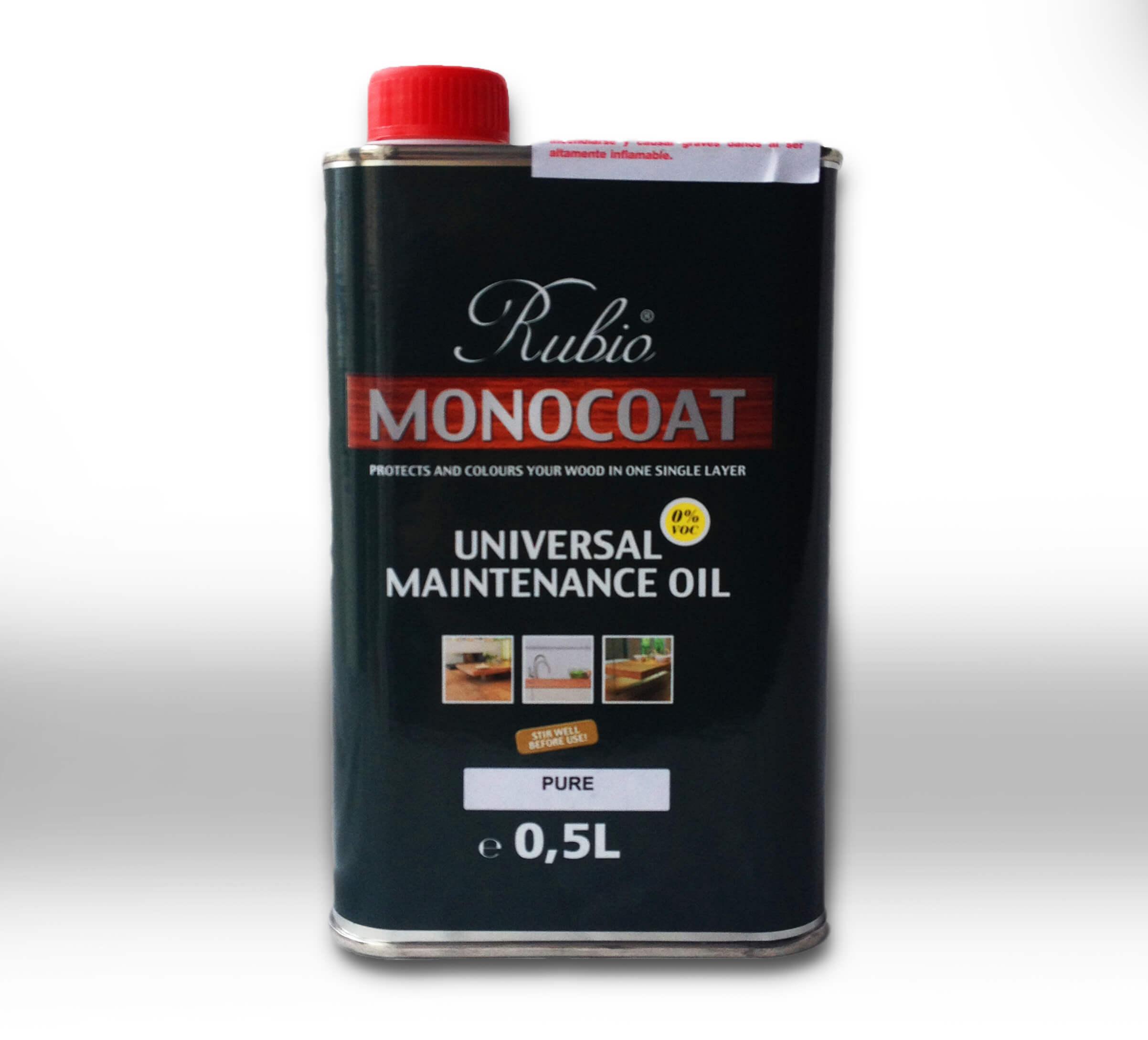 Rubio Monocoat Maintenance Oil