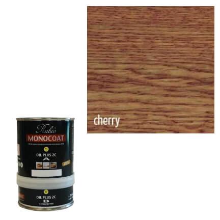 rubio monocoat oil plus cherry