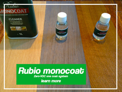 rubio monocoat natural finish