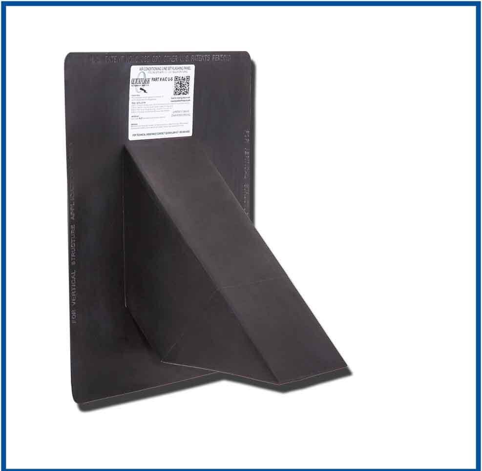 Quickflash AC U-S Universal Squared HVAC Flashing