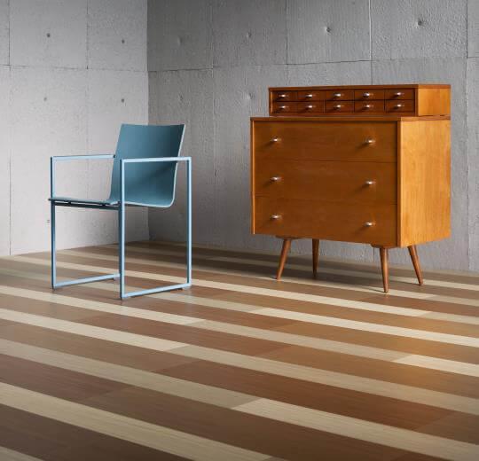 Marmoleum Modular Lines Natural Linoleum Tile Flooring