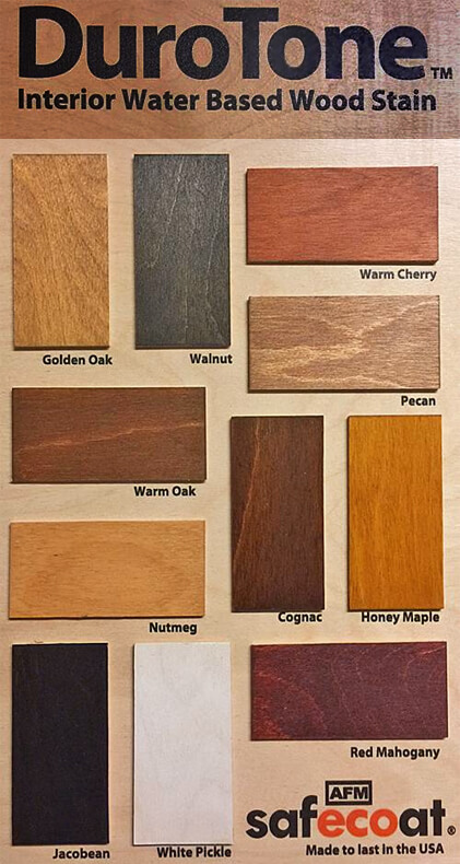 Durostain Wood Stain Afm Safecoat