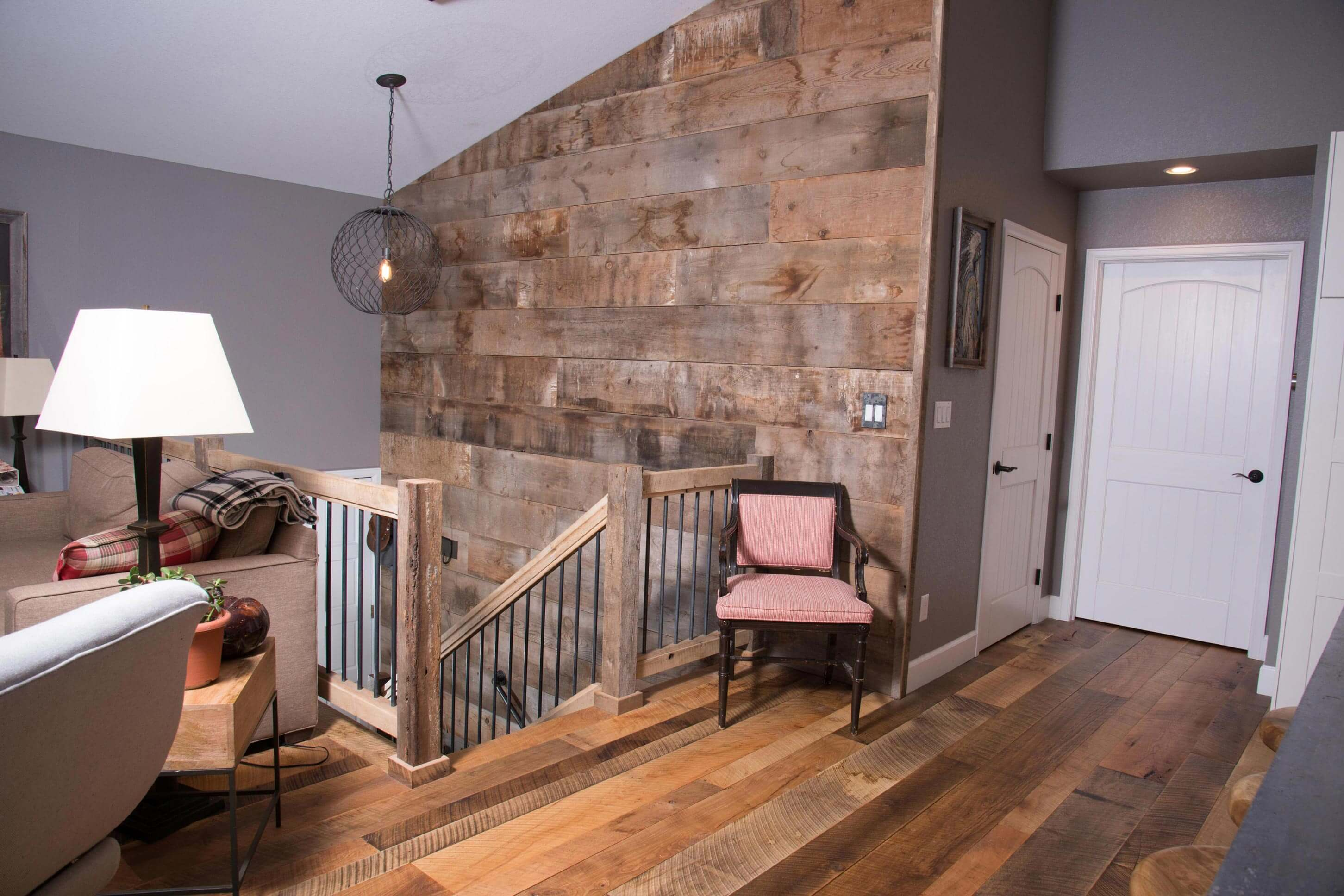 Reclaimed Barn Wood Wall Covering Eco Building Products