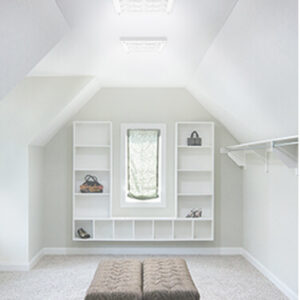 Solatube in a Closet